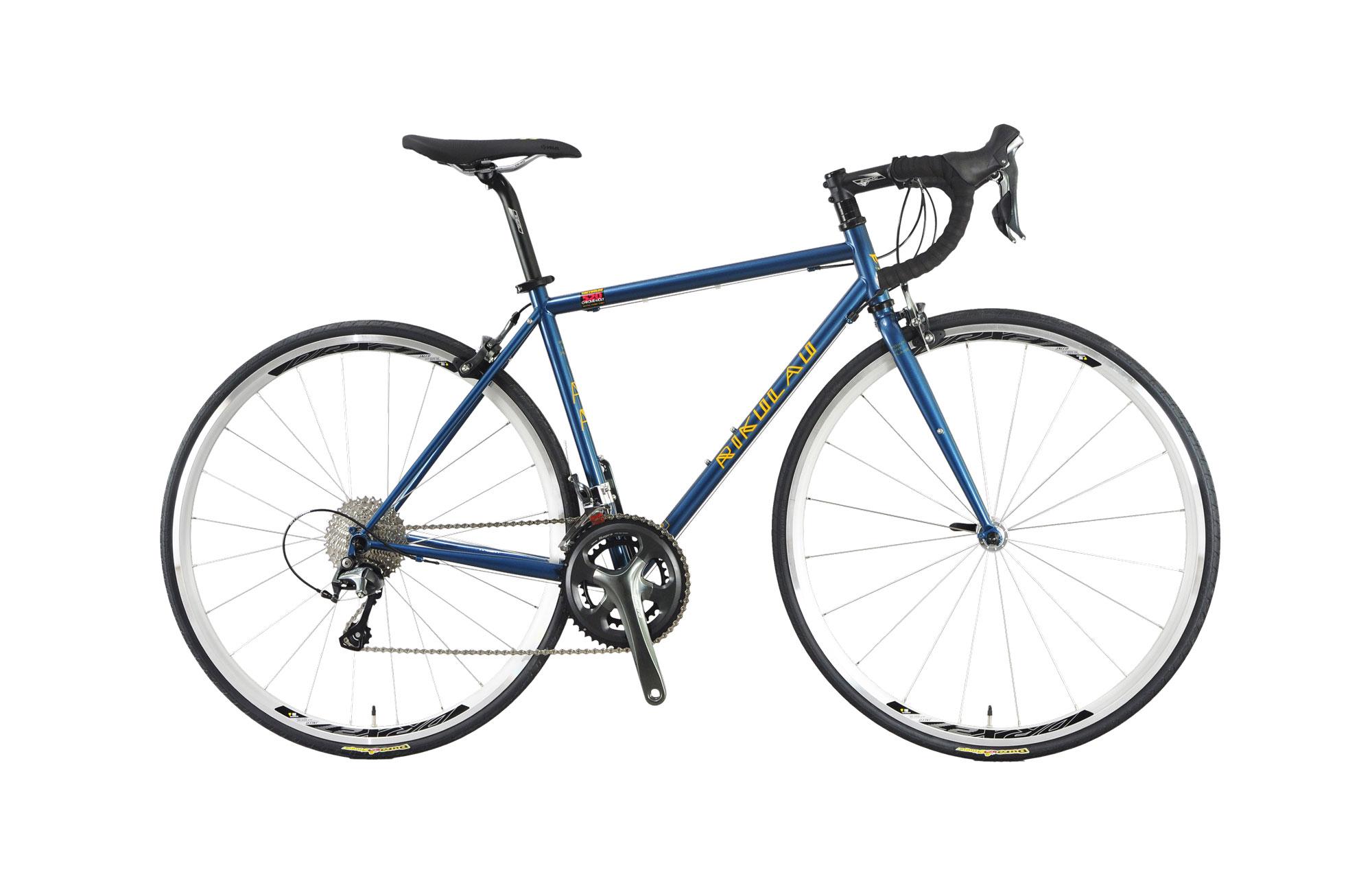 Road Bike - Audax 520 (chromoly)