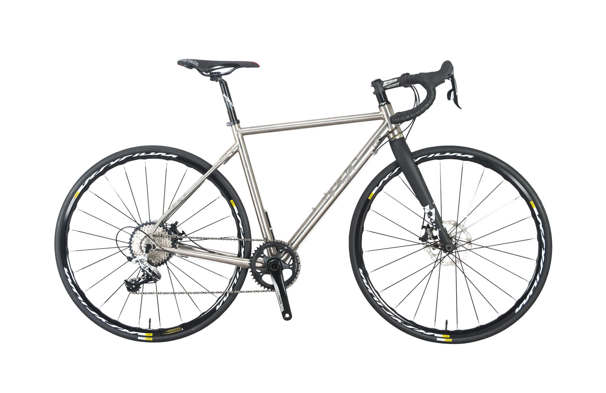 Cyclocross - Cyclocross 325Ti (titanium)