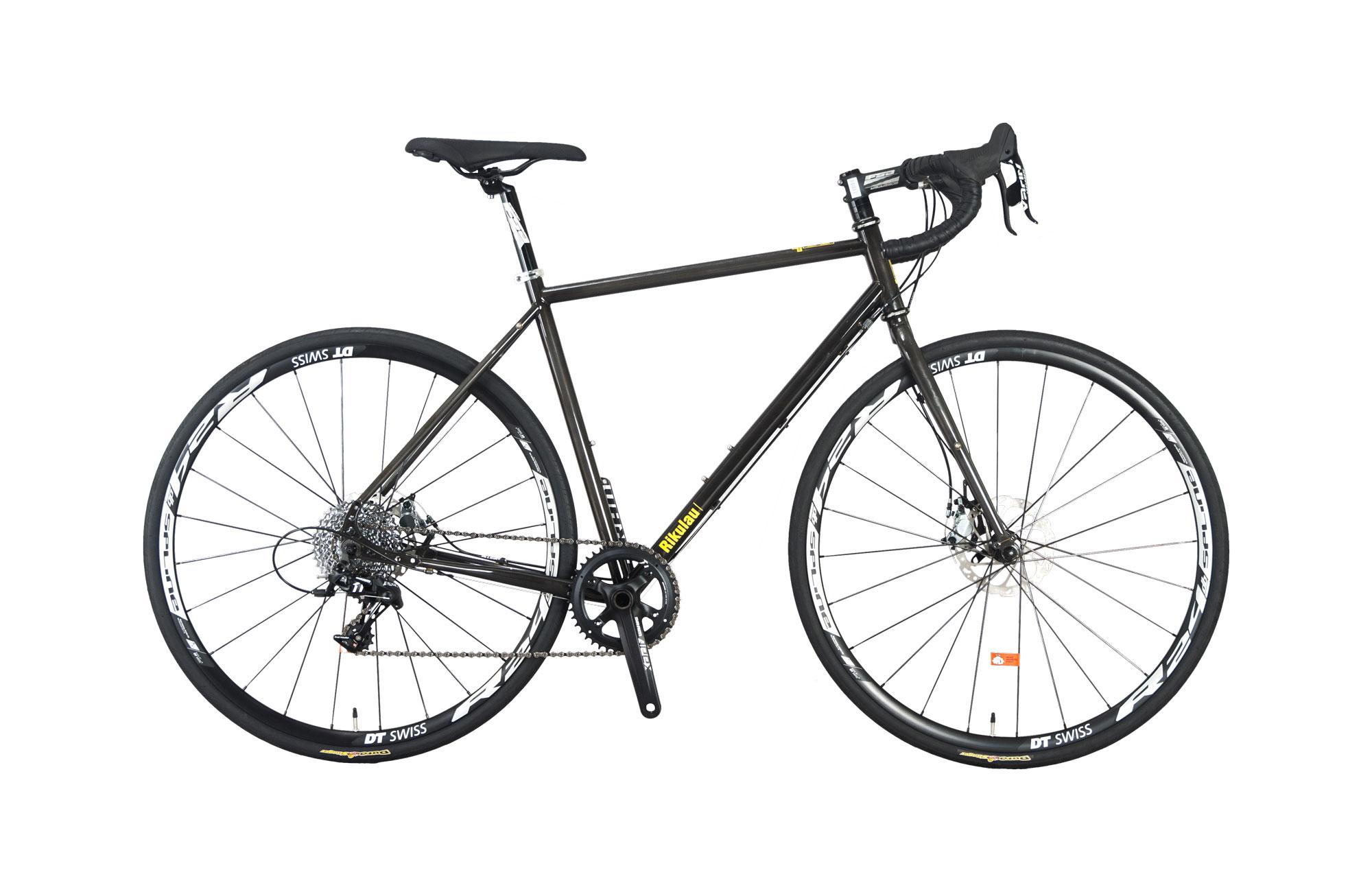 Gravel Bike - Ili Ili Hercules (chromoly)