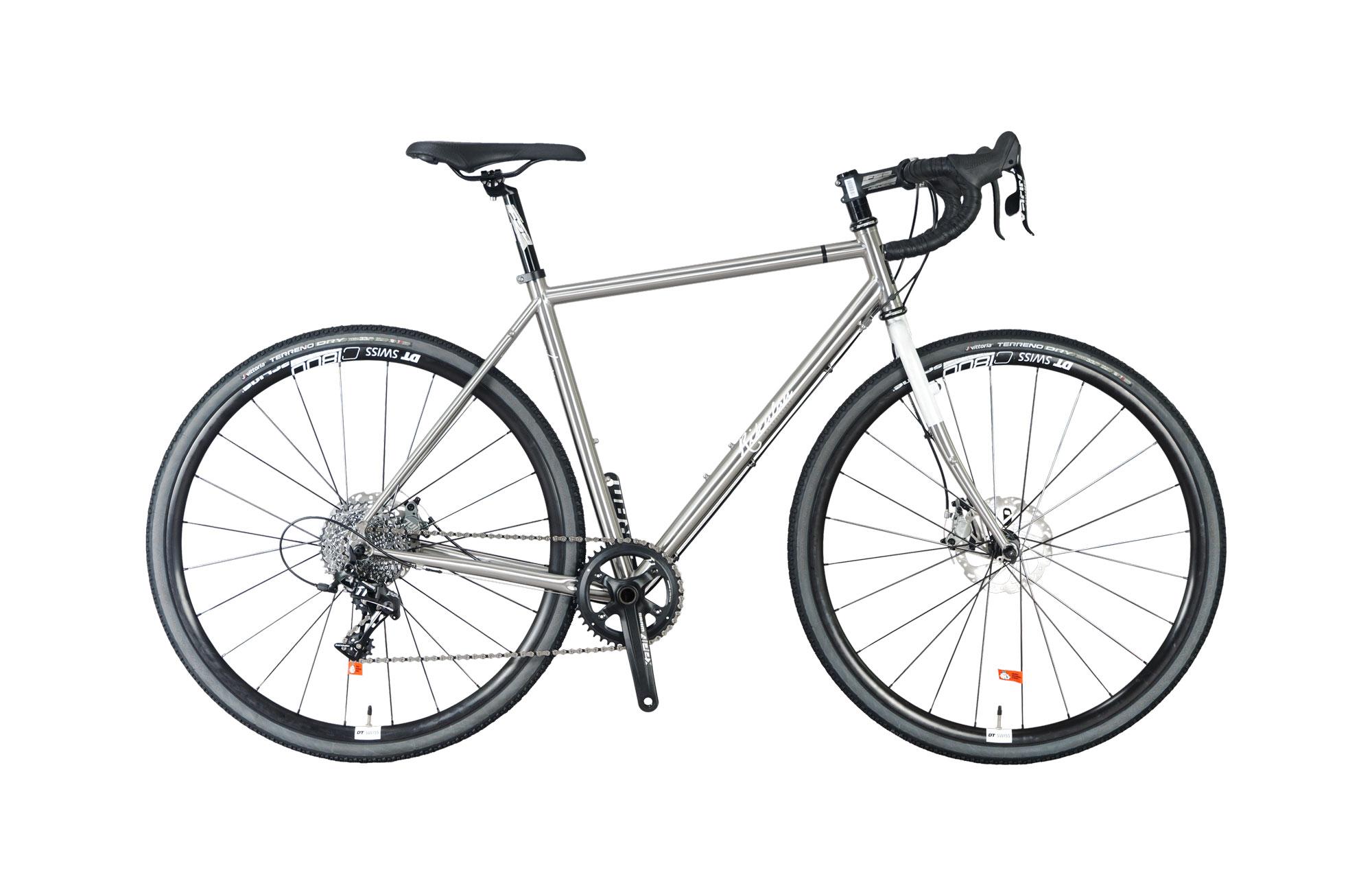 Gravel Bike - Ili Ili M3 (stainless steel)