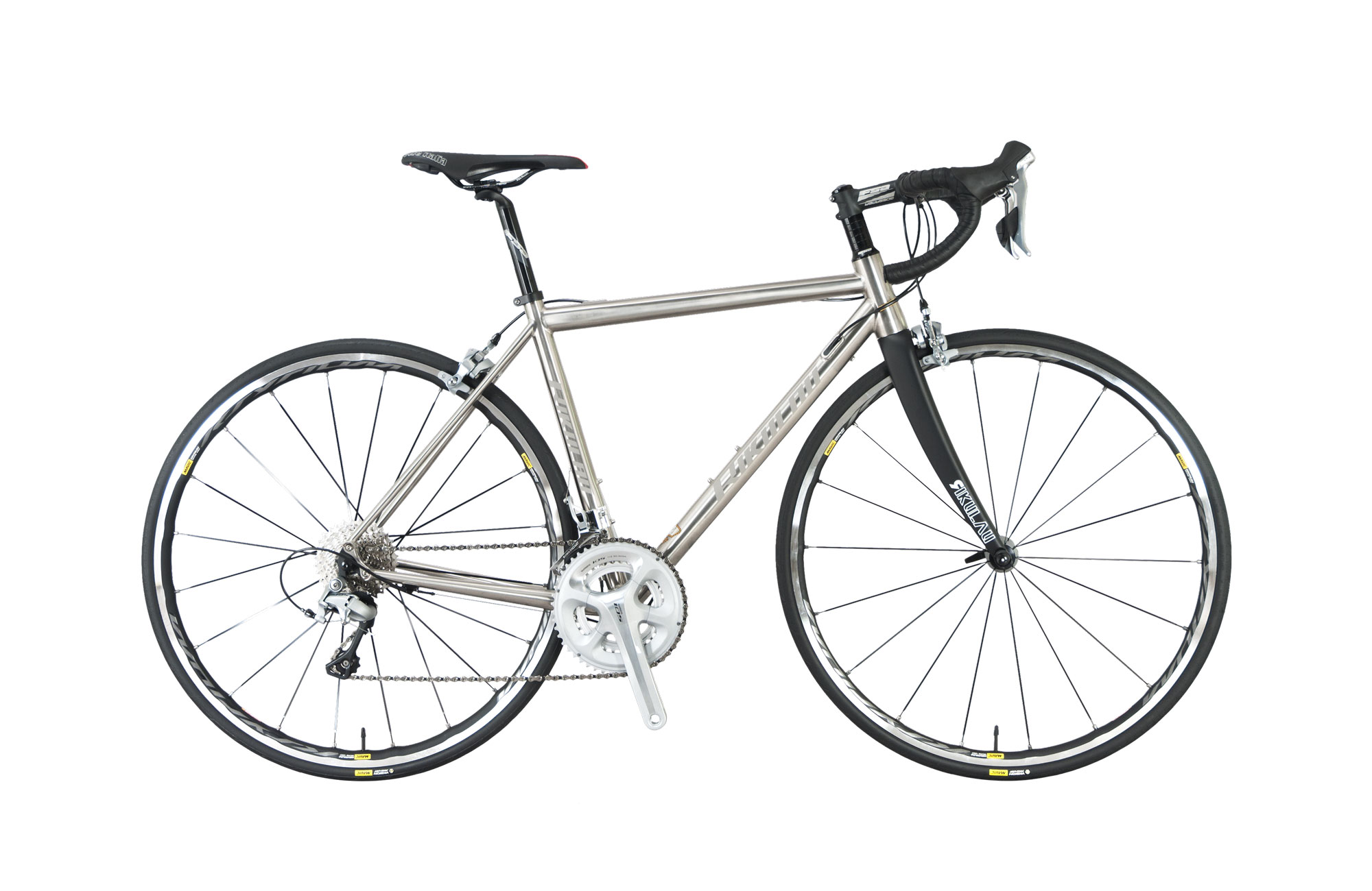 Road Bike - Master 325Ti (titanium)