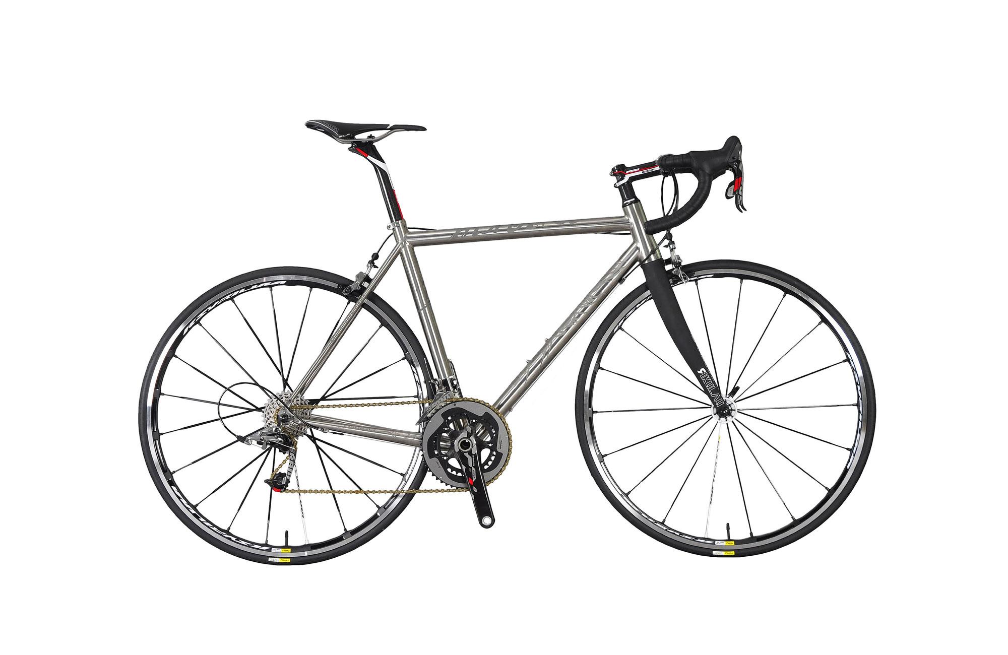 Road Bike - Master 64Ti (titanium)