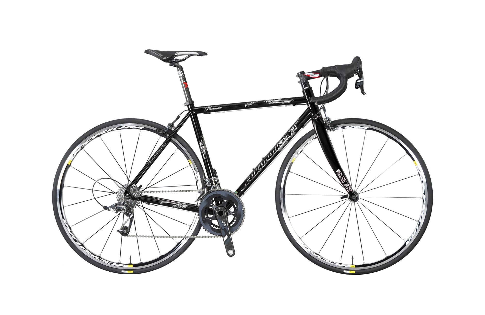 Road Bike - Master V9 (stainless steel)