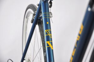 Rikulau Audax 520 Close-up