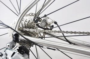 Audax M3 Closeup (Disc-Brake)