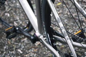 Rikulau Cyclocross 325Ti