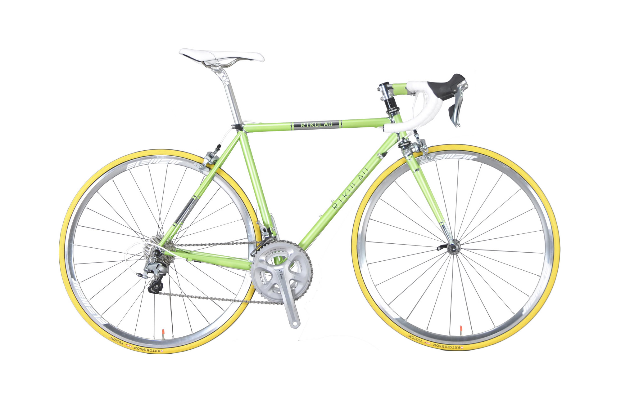 Road Bike - LUG Hercules (chromoly)