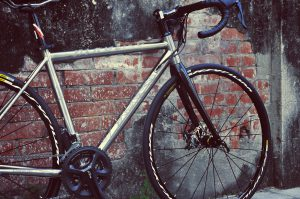 Rikulau Master 325Ti Road Bike