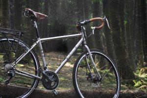 Rikulau Mundo M3 Touring Bike